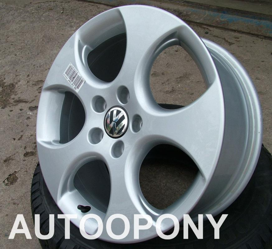 Zaawansowane felga Volkswagen GOLF V GTI rozmiar 7.50x17 rozstaw 5x112.0 ET 51 OJ13