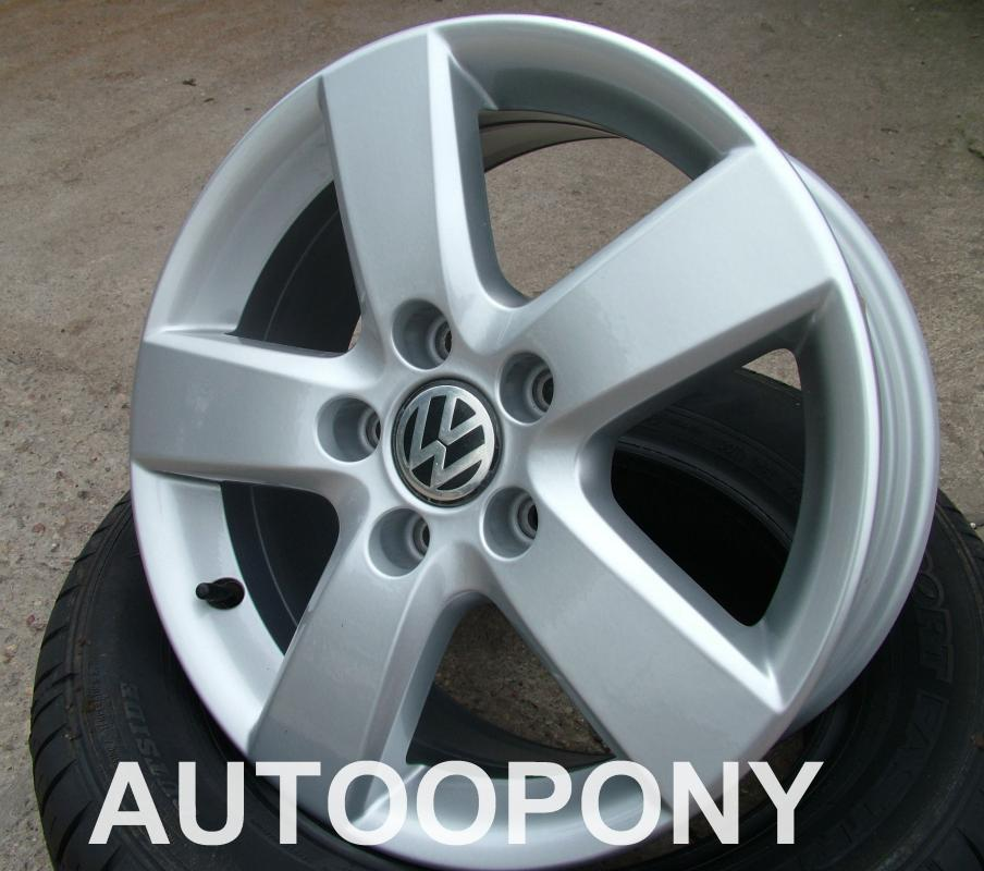 Felga Volkswagen Touran Rozmiar 650x16 Rozstaw 5x1120 Et 50